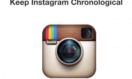 Neuer Instagram-Algorithmus sorgt für Widerstand im Netz